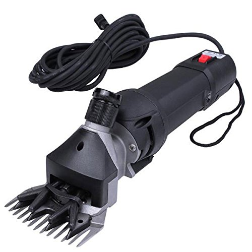 CHIMAERA Electric Shear Shaver Clipper Sheep Goat Horse Grooming 380W by CHIMAERA (Image #2)