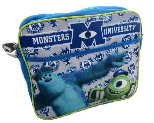 Monsters University Bambini Borsa Messenger By dmu-record