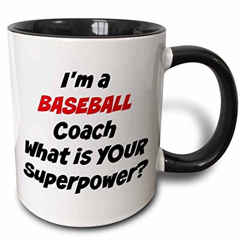 3dRose baseball coach whats super