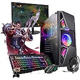 Pc Gamer Darius Completo I5 3ºGer. GTX 1650 16GB SSD 480GB