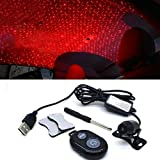 Itlovely USB LED Car Atmosphere Ambient Star Light DJ RGB Colorful Music Sound Lamp Interior Decorative Light