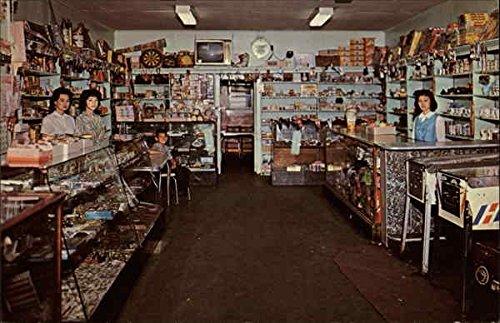 George's Novelty Shop Sydney, Nova Scotia Canada Original Vintage - For Shops Sydney Sale