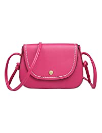 Bessky® Lovely Cute Girl Leather Mini Small Adjustable Shoulder Bag Handbag
