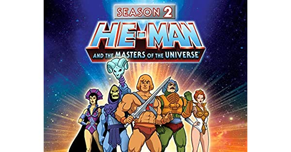Amazon.com: He-Man and the Masters of the Universe, Season 2 ...