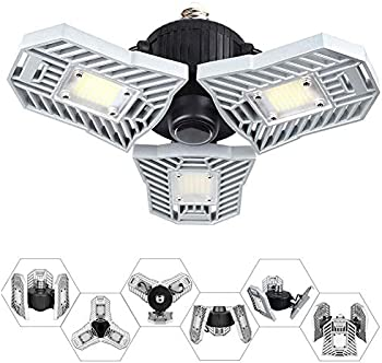 Tuodaw 60W LED Garage Light