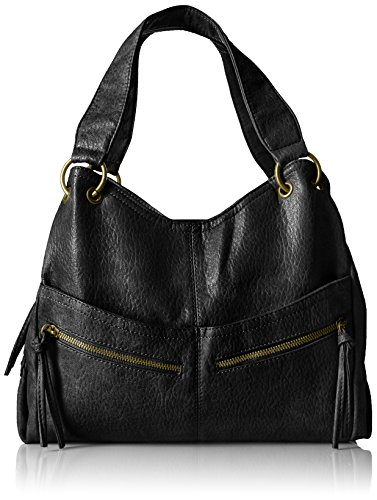 bueno-of-california-antique-pebble-soft-faux-leather-tote-black