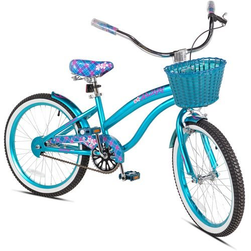 Girls' Waikiki 20 in Bicycle with steel rims by Ozone