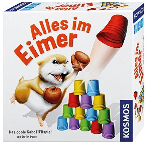 KOSMOS Spiele 692551 - Kartenspiel, Alles im Eimer
