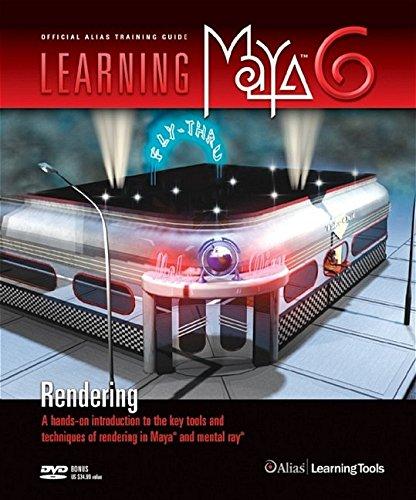 Download Learning Maya 6  Rendering pdf