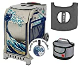 Zuca Sport Bag - Great Wave with Gift Lunchbox and Seat Cover ( Frame)