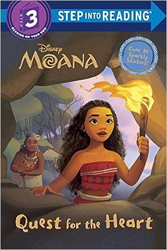 Moana Deluxe Step Into Reading #2 (Disney Moana)