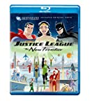 Cover Image for 'Justice League: The New Frontier Special Edition'