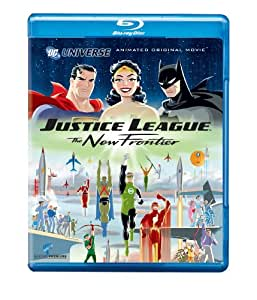 Justice League: The New Frontier [USA] [Blu-ray]