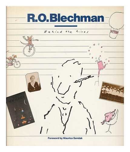 R.O. Blechman, behind the lines
