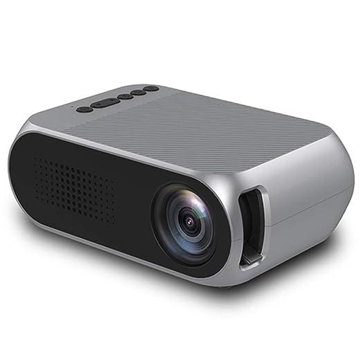 Ddl Inicio Micro proyector de conexión inalámbrica Mini WiFi ...