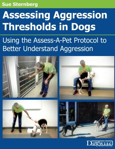 Assessing Aggression Thresholds In Dogs  Using The Assess A Pet Protocol To Better Understand Aggression