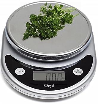 Ozeri Zk14-s Pronto Digital Multifunction Kitchen & Food Scale, Elegant Black 17