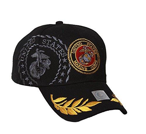 military-us-marine-corps-emblem-shadow-hat-black