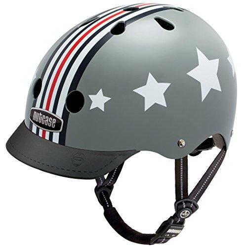 Nutcase Gen3 Bike und Skate Helm, Fly Boy, S, NTG3-2003