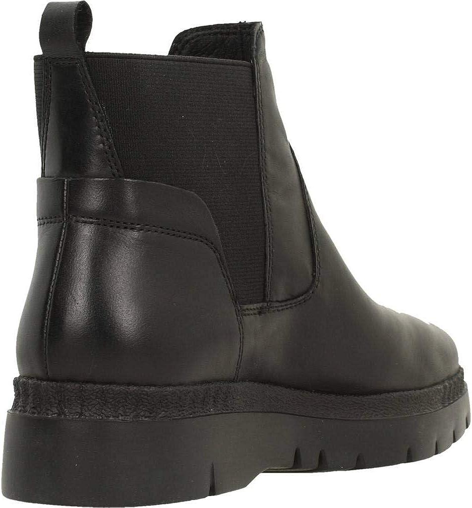 Despertar no usado penitencia  Botas Botas Estilo Motero para Mujer Geox D Emsley B Zapatos y complementos  schoolsoftware.com.au