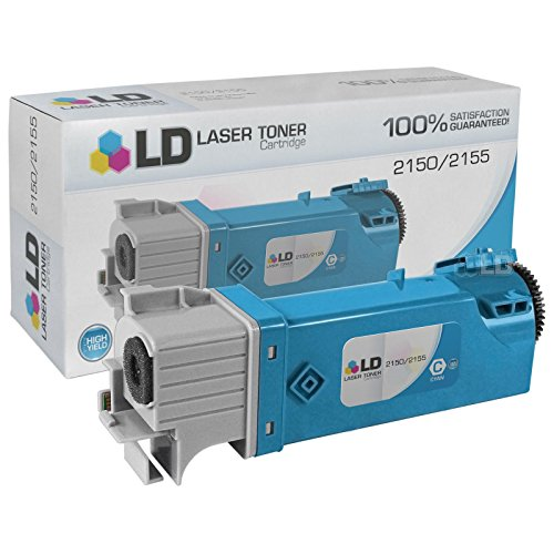 Compatible Cyan Laser Cartridge - 7