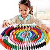 120pcs Multicolor Wooden Toys Puzzle Educational Toys Family Games