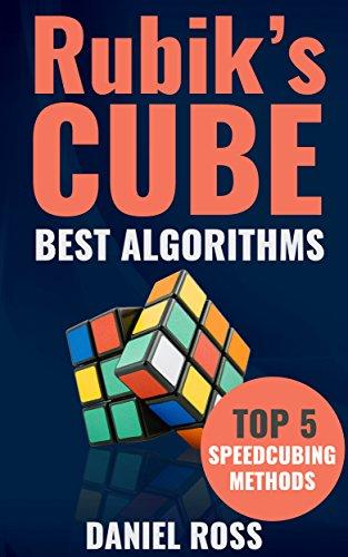 Amazon Rubiks Cube Best Algorithms Top 5 Speedcubing Methods