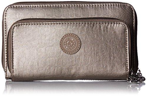 Stella Lt Cr Spc2 Wallet, Mttlcpwtcr, One Size by Kipling