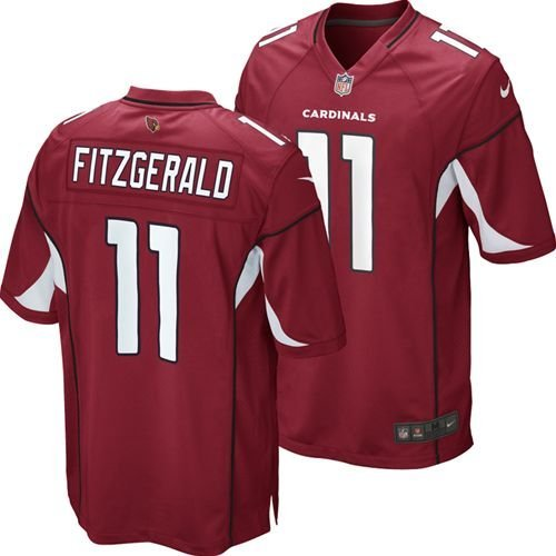 Nike Kids' Arizona Cardinals Larry Fitzgerald (Nike Cardinal Football Jersey)
