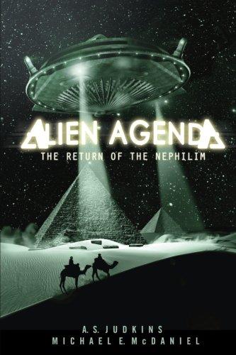 Alien Agenda: The Return of the Nephilim pdf epub