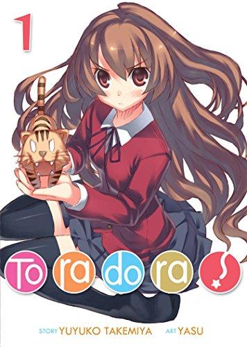 Toradora! (Light Novel) Vol. 1 [Takemiya, Yuyuko] (Tapa Blanda)