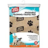Simple Solution 11443Large 2-Pack Washable Training and Travel Pad