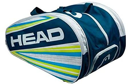 Head - Paletero pádel typhoon padel supercombi bag 13 / 14: Amazon ...