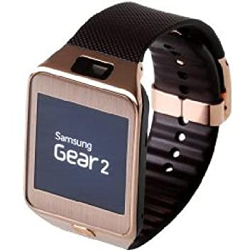 Samsung SM-R3800GNADBT Smartwatch Galaxy Gear 2 Montre connectée pour GALAXY S5 GALAXY S4 zoom, ...