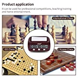 LEAP Chess Clock Digital Chess Timer Professional