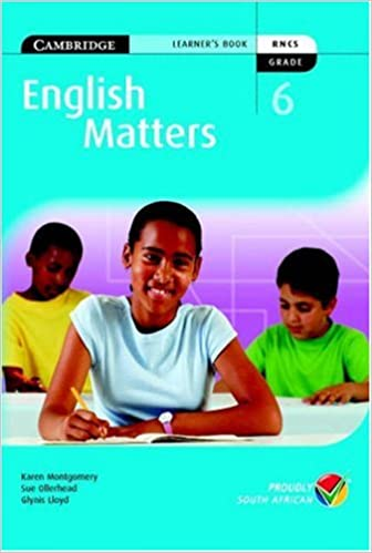 English Matters Grade 6 Learner's Pack