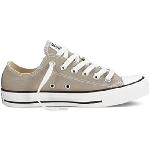 e6ccdad2755e Converse All Star Ox Shoes - Old Silver - UK 11  Amazon.co.uk  Shoes   Bags