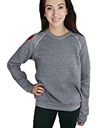 Boyfriend Fit Eco-Fleece Sweatshirt
