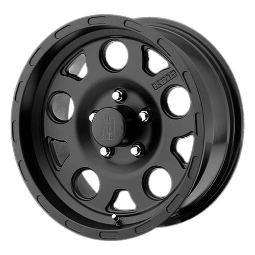 XD-Series Enduro XD122 Matte Black Wheel - Cruiser 80 Land Series