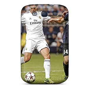 High Quality Shock Absorbing Case For Galaxy S3-the Irreplaceable Football Player Of Milan Kaka