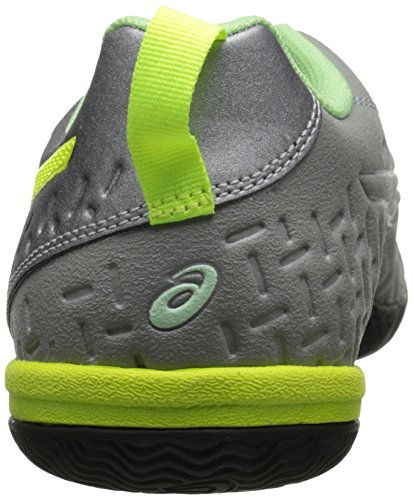 Fortius Fibra TR Zapato 5 5 Flash Pistachio US 3 sintética EU Light Grey Correr para 35 Yellow UK Asics qCEpdq