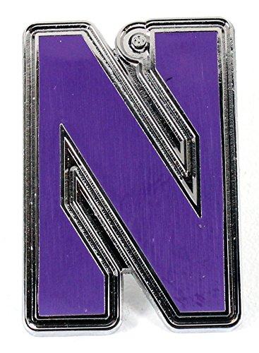 aminco NCAA Northwestern Wildcats Team Logo PinTeam Logo Pin, Team Color, ()