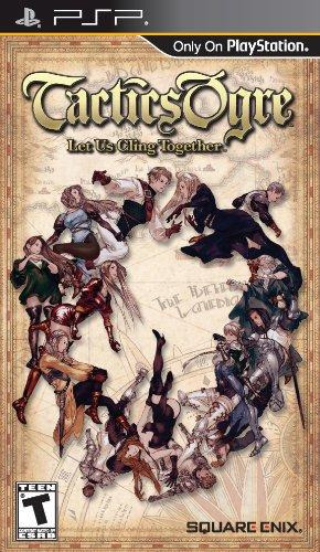 PSP Tactics Ogre: Let Us Cling Together