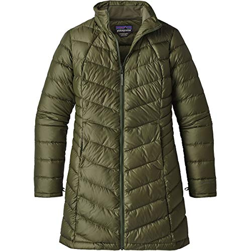 Women's Nomad in Tres Green Parka 3 Patagonia 1 R78Rw