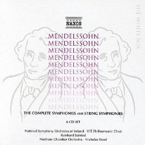Mendelssohn: Complete Symphoni...