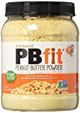 #1: PBfit All-Natural Peanut Butter Powder, 30 Ounce