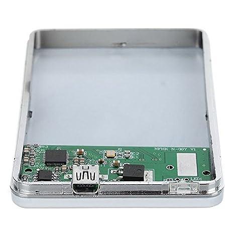 CY negro 1,8 pulgadas micro 16pin sata 7 + 9 ssd a USB 3.0 caja de ...