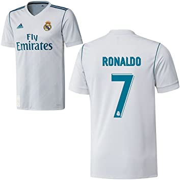 Camisetas de futbol real madrid