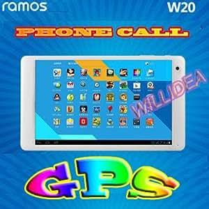 ARBUYSHOP llamada de teléfono del envío gratis GSM GPS de 7 pulgadas HD pedregal Ramos w20 8GB Android4.1 tablet bluetooth, añadir soporte