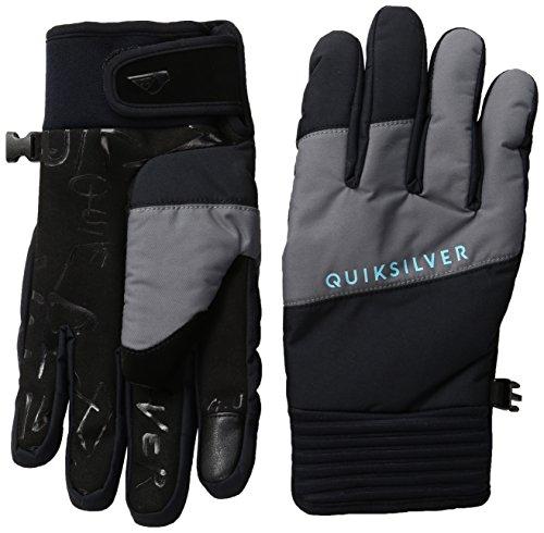 Quiksilver Snow Men's Method 17 Glove, QUIET SHADE, - Shades Ski Goggle